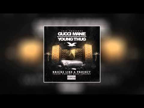 Bricks Like a Project- Gucci Mane Feat. Young Thug (Prod. Black Akademi)
