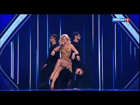 Natalia Gordienko - SUGAR (LIVE Valentin Yudashkin's Show)