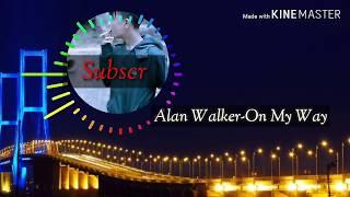 Gambar cover |NCS|Alan Walker- Sabrina Carpenter& Farukko - On My Way