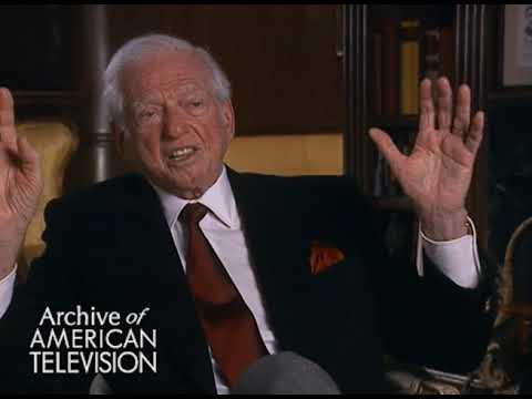 Sidney Sheldon on the Hollywood Blacklist - TelevisionAcademy.com/Interviews