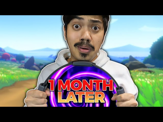 Ring Fit Adventure: 1 Month Later | Weekly Vlog #5