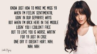 Camila Cabello - This Love (Lyrics) Resimi