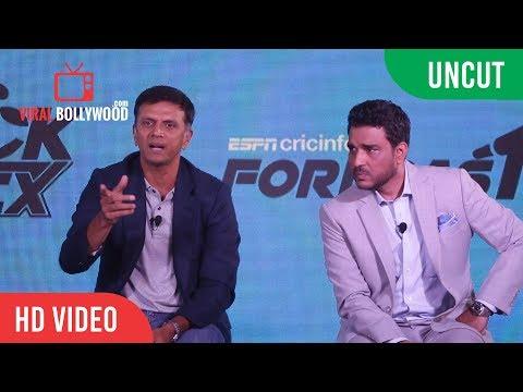 ESPNcricinfo SUPERSTATS Launched | FULL EVENT | Rahul Dravid, Sanjay Manjrekar, Sambit Bal