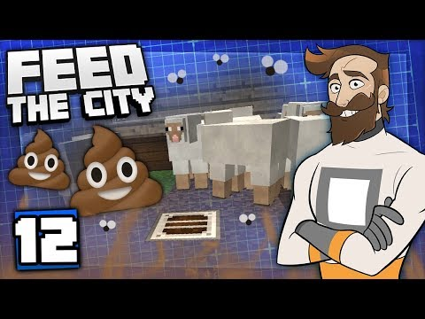 Feed The City #12 - Stinky Sewers