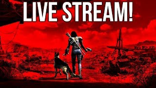 0 Deaths So Far - Fallout 4 Survival Mode Live Stream