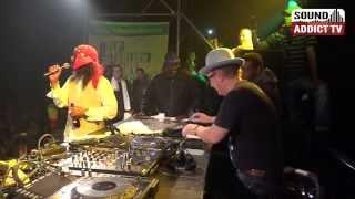 David Rodigan, SuperCat & Protoje @ Reggae Geel festival 2015