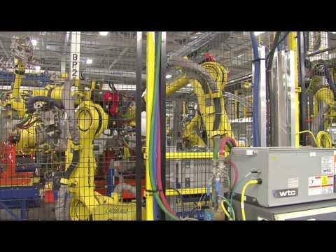 GM Arlington Stamping Manufacturing Plant
