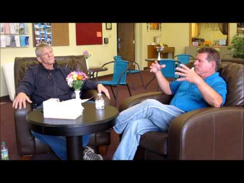 Paul Black and Pastor Roland Weaver- Prostate Cancer