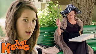 Scary WITCHCRAFT Prank