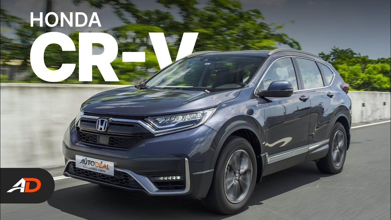 Download 2021 Honda CR-V Review - Behind the Wheel