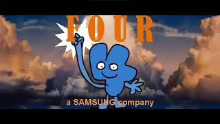 Samsung / Four Pictures / Samsung Pictures Animation / Pixar Animation Studios (2015, version 2)