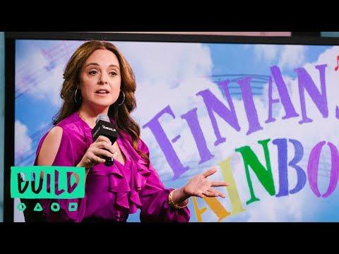 "Melissa Errico Discusses ""Finian's Rainbow"""