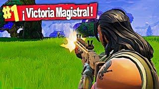 LA ISLA FANTASMA ¡¿DONDE ESTA LA GENTE!? Fortnite: Battle Royale