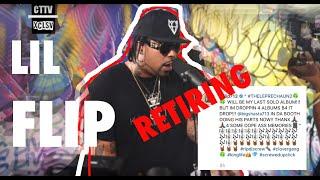 Lil Flip RETIRING with LEPRECHAUN 2