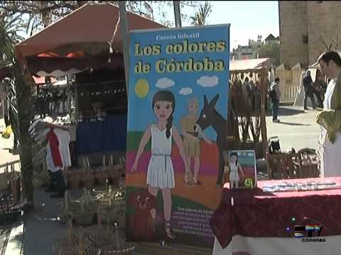 Reportaje en el I Mercado Romano de Córdoba