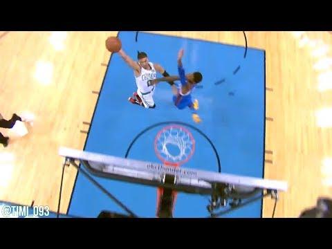 Jayson Tatum Highlights vs Oklahoma City Thunder (24 pts, 6 reb)