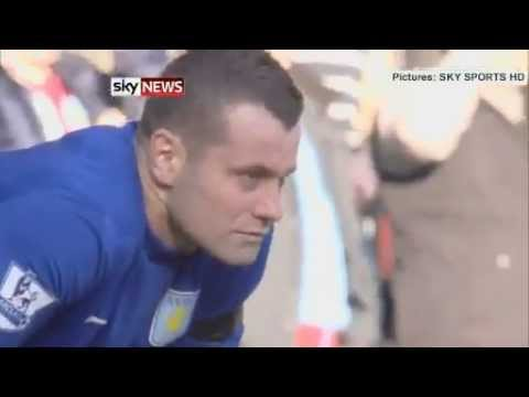 Shay Given Crying