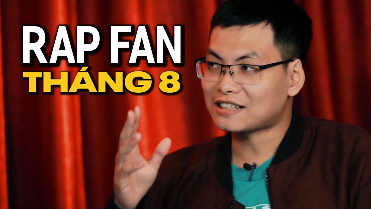 """MC ILL: RAP VIỆT THÀNH CÔNG nhờ """"RAP FAN THÁNG 8"""" (link full ở dưới, giám khảo guest KOR MC ILL)"""