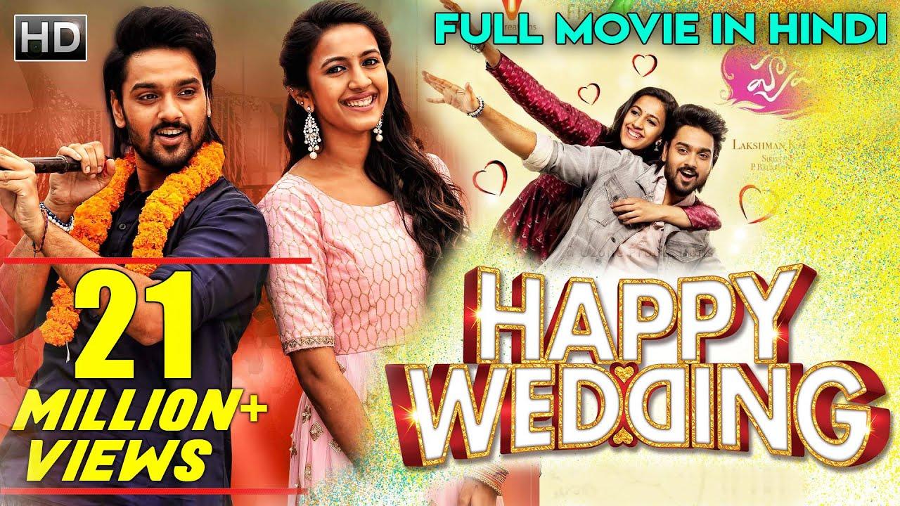 Happy Wedding 2020 Hindi Dubbed 720p HDRip x264 550MB