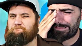 Keemstar LIES about TheQuartering then has a Twitter Tantrum