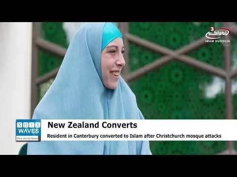 New Zealanders Convert To Islam After Christchurch Mosque Attacks