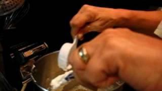 Making Grandma's Italian Cassata Cake- Step 2