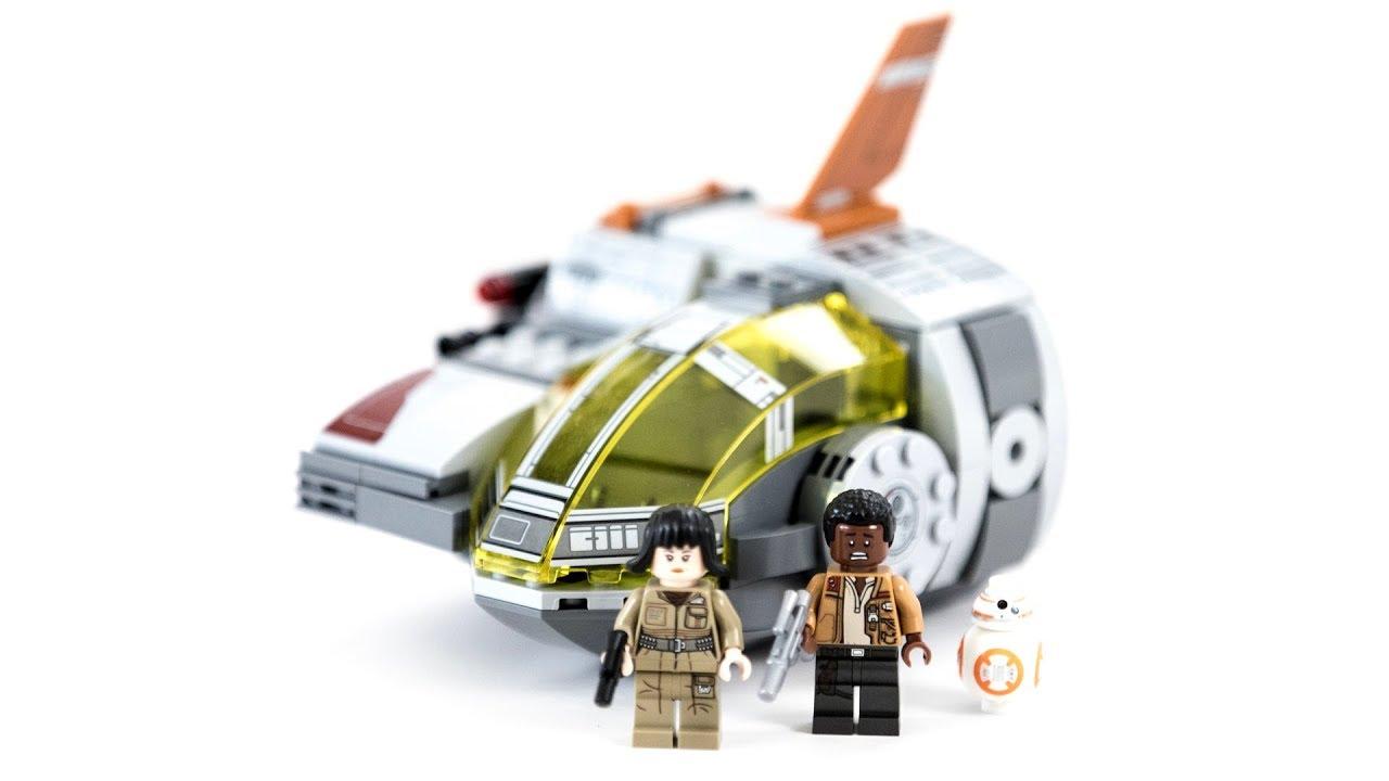 75176 LEGO STAR WARS Mod Resistance Transport Pod