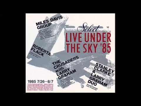 LIVE UNDER THE SKY '85