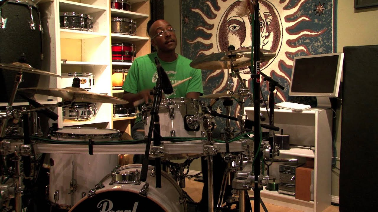 How to Play a Reggae Drum Beat : Drum Lessons