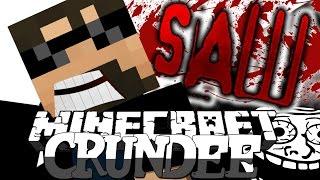 Minecraft: CRUNDEE CRAFT | Jigsaw Returns Troll?! [28]