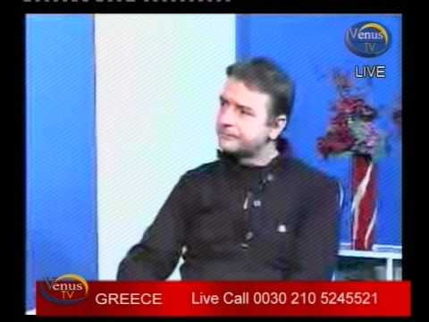 long term residence permit topic on venus tv greece