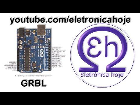 Tutorial CNC 1 - Instalando GRBL No Arduino Uno