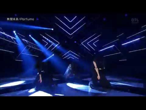 Perfume ♪ 無限未来/20180317/バズリズムo₂