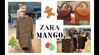 Шоппинг влог Zara Mango НОВИНКИ