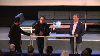 Monoqi Liberatum Berlin Design Summit - Gerhard Steidl and Robert Polidori