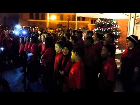 Dumfries Elementary School Chorus