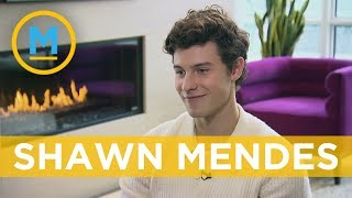Shawn Mendes opens up about his struggles with anxiety | Your Morning