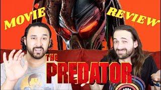 THE PREDATOR (2018) - MOVIE REVIEW!!!