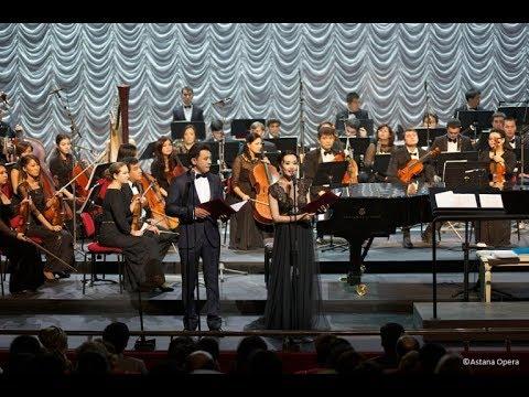 Gala-Concert of Astana Opera