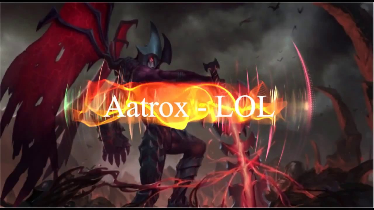 Aatrox - Overview & How to counter (LOL)