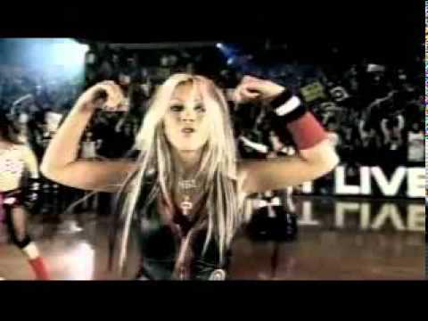 Christina Aguilera - NBA Playoffs (2003 Commercial)