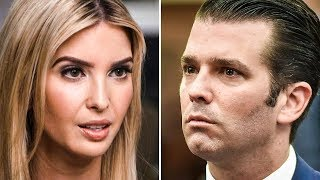 FBI Investigating Potential Bribery Of Investigator Who Let Ivanka & Don Jr Escape Prosecution