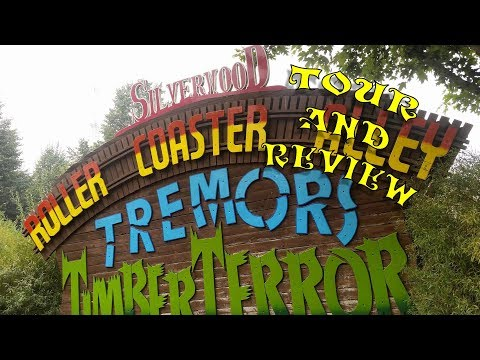 Silverwood Tour and Review - Athol, ID