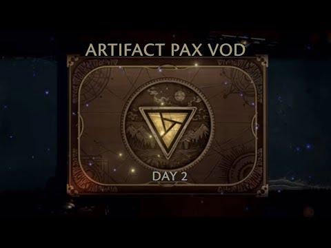 Artifact PAX VOD: Day 2 Livestream