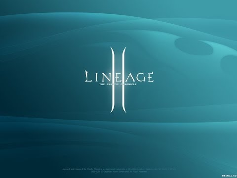 Lineage 2 - Complete soundtrack (OLD) [9 hours]