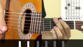 Mala Pronta - Hugo Pena e Gabriel (aula de violão completa)