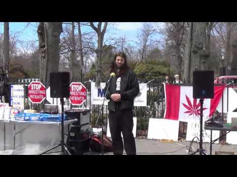 Global Marijuana March Halifax 2015