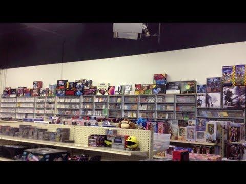 eStarland retro game shop, Chantilly, Virginia