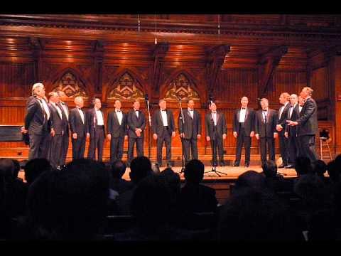 The Krokodiloes - Macnamara's Band - Bing Crosby - Harvard Kroks College Acapella