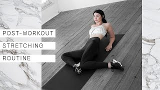 POST-WORKOUT STRETCH ROUTINE